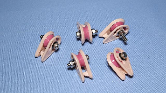 Keramik-Komponenten zur Drahtführung | Qianhe